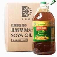 一级非转基因大豆油(5L)